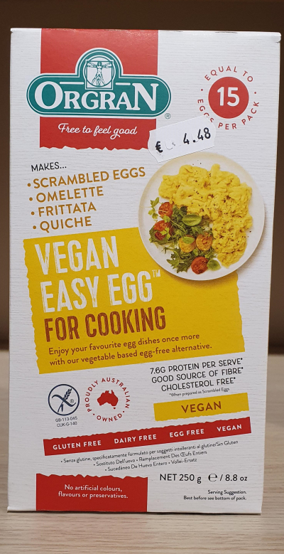 Vegan Easy Egg Orgran